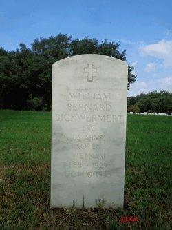 William Bernard Bickwermert