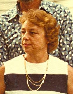 Mabel Frances <I>Cowles</I> Cunningham