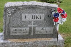 Mary <I>Kovacs</I> Chiki