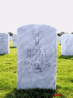 Mary Lou <I>Rea</I> Fontes