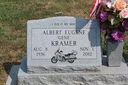 """Albert Eugene """"Gene"""" Kramer"""