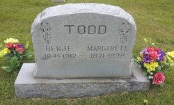 Margaret Evelyn <I>Perryman</I> Todd