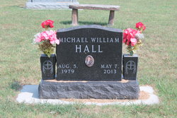 Michael William Hall
