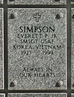 Everett P Simpson, Jr