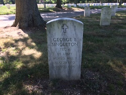 George B Singleton