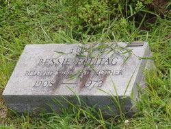 Bessie <I>Silverman</I> Freitag