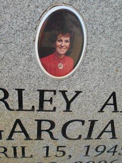 Shirley Ann <I>Johnson</I> Garcia