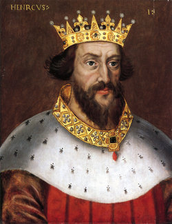 "King Henry ""Beauclerc"" de Normandie, I"