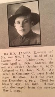 James Ramsey Baird