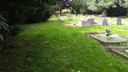 Dunston Back Lane Cemetery
