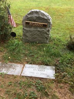 Margaret <I>Fayerweather</I> Aylward