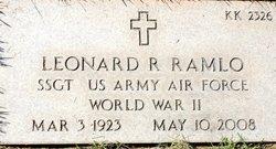 Leonard Raymond Ramlo