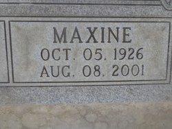 Hazel Maxine <I>Nicholson</I> Garrison