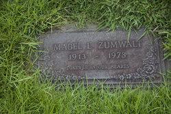 Mabel L <I>Gibbs</I> Zumwalt