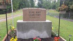 Esau Rife Cemetery