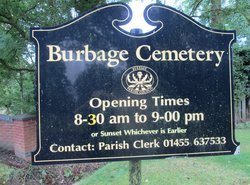 Burbage Cemetery