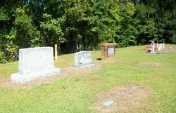 Oxendine Family Cemetery at New Prospect