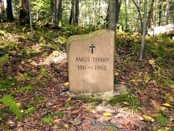 Amos Tharp Gravesite
