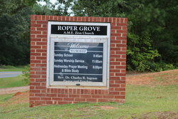 Ropers Grove Cemetery