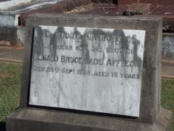 Donald Bruce Lade Affleck
