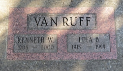 Kenneth William VanRuff