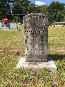 Infant Daughter Wolfe