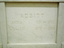 Lillian M Adsitt