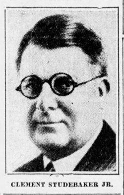 Clement Studebaker Jr.