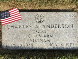 Charles Andrew Anderson
