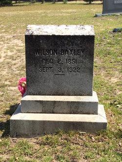 Wilson Baxley