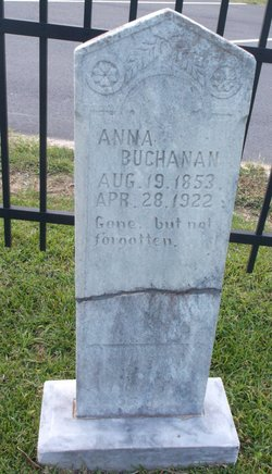 Mary Anna Buchanan