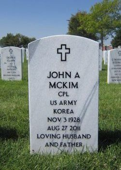 John A. McKim