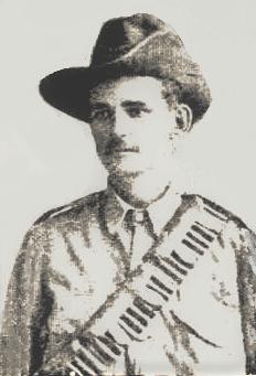 Pvt John Edgar Gluyas