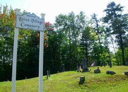 Byron Village Cemetery