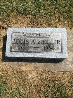 """Louis A. """"Lou"""" Ziegler"""