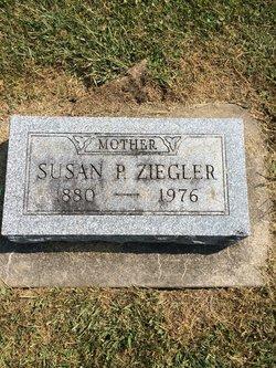 Susan P. <I>Prideaux</I> Ziegler