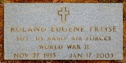 Roland Eugene Freise