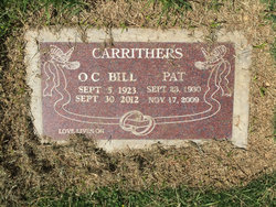Patsy Ruth <I>Miller</I> Carrithers