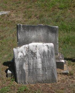 Margaret Augusta Green