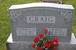 Elsie Florence <I>Kuehner</I> Craig