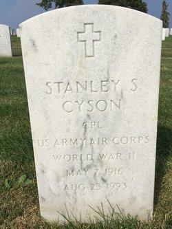 Stanley S Cyson