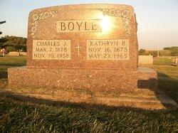 Charles James Boyle
