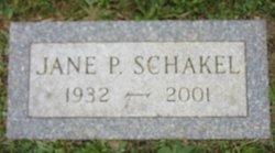 Jane Purdy <I>Pierce</I> Schakel