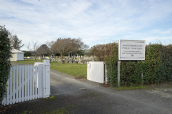 Martinborough Cemetery