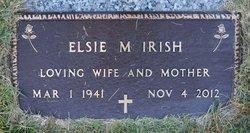 Elsie M <I>Toth</I> Irish