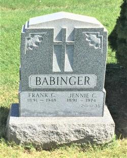 Frank C. Babinger