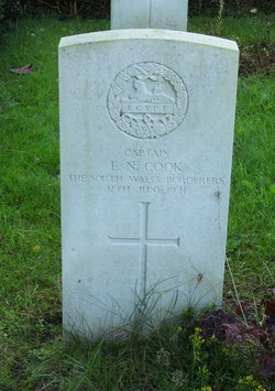 Capt Edwin Neville Cook