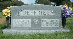 "Leonard F ""Leon"" Jeffries"
