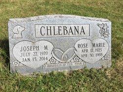 Rose Marie <I>Gaca</I> Chlebana