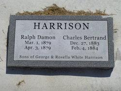 Ralph D Harrison